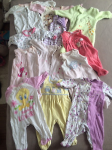 Girls clothes -38pieces