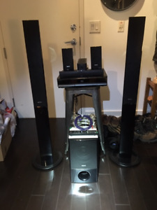 Sony 5.1 Surround Home Theater System