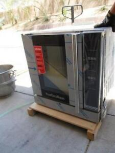 NEW Gas convection oven with Proofer cabinet combo - FREE SHIPPING - BANK REPO