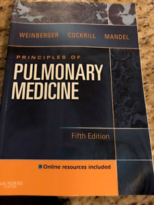 Medical School Study Book- Pulmonary Medicine