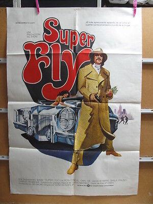 3342        SUPER FLY. RON O'NEAL, CARL LEE, JULIUS W. HARRIS