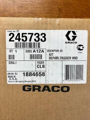 Graco Linelazer Iii Gun Trigger Repair Kit 245733