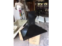 NEFF Cooker Black Extractor Fan