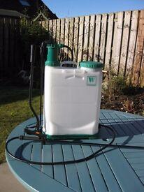 Westwood Knapsack Sprayer in excellent condition