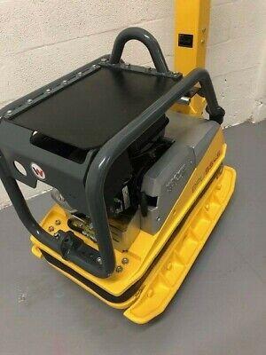 Wacker Bpu 5545 Reversible Plate Compactor Vibratory Gas Tamper Honda 2019