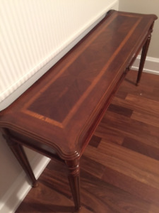 TABLE D'APPOINT LANE - LANE SOFA TABLE