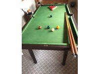 Ambassador snooker table