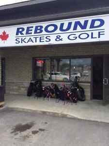 Golf World @ Rebound!!,..nice set of Pings!! Belleville Belleville Area image 9