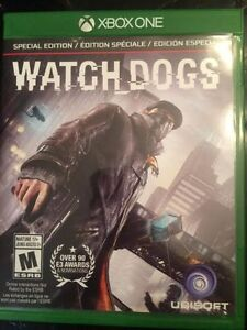 Watch Dogs pour XBOX One