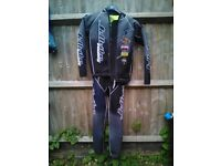Jet Tribe 2 piece Wetsuit and Dry suit