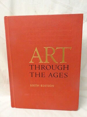 Gardner's Art Through the Ages 1975 Illustrated Hardcover Photography