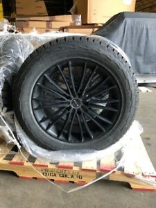 18 inch Mags with Hankook winter tires 255/55R18