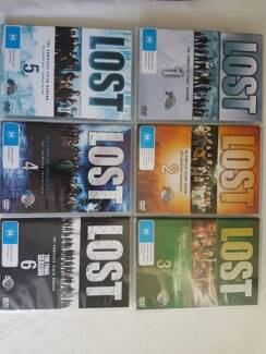 LOST - Complete DVD Boxset - 36 Discs Varsity Lakes Gold Coast South Preview