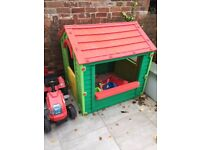 Keter Kids 'Holiday House' Playhouse