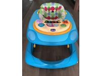 Chicco Baby Walker, Blue