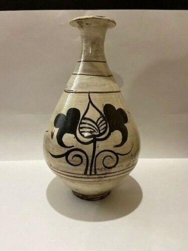 Antique Korean Choson Vase Very Fine
