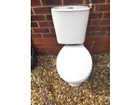 Toilet /Soft Close Seat + Brand New Soft Close Seat in box