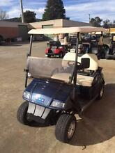EMC Elite 2010 Electric Golf Cart Blue Mittagong Bowral Area Preview