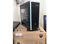 BARGAIN *NEW* Gaming System - Intel i5 7400 - 8GB DDR4 - 4GB GTX 1050Ti - 1TB - Warranty