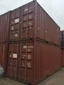 ** 20ft containers for RENT ** @ $2.20 SYDNEY AREA Werrington County Penrith Area Preview