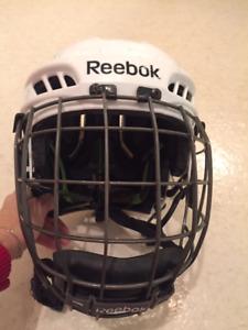 casque hockey Reebok certifié junior - QUALITÉ SUPÉRIEURE