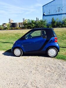2009 Smart Fortwo black Coupe (2 door)