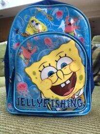Spongebob Square Pants Rucksack