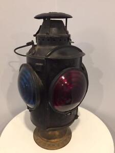 CNR Canadian National Railway switch lamp