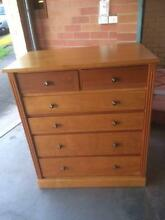 Chest of Drawers (6 drawers) Cremorne North Sydney Area Preview