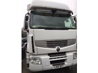 renault premium 460 DXi - 2010 - parts or full body