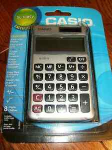 Calculator - BRAND NEW in Pkg.
