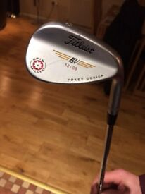 Titleist Vokey 52 degree Wedge