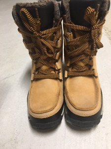 Timberland winter boots - size 5 youth