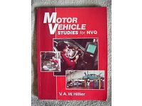 Motor vehicle studies for NVQ (Reduced Price further)