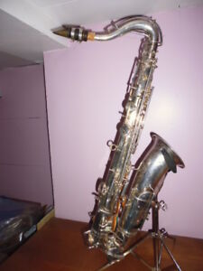 1909 Frank Holton C-Melody sax: NEW LOW PRICE!!!