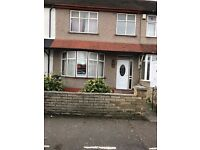 3 BEDROOM HOUSE TO RENT ON WINIFRED ROAD, DAGENHAM, ESSEX, RM8 1PL. DSS WELCOME