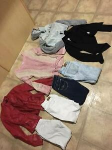 Dynamite, American Eagle, Wet Seal, Garage jeans/sweaters/jacket