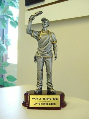 Grilling Grill Bbq Award Trophy Cook Off Cooking Large Free Engraving C-rfc-973