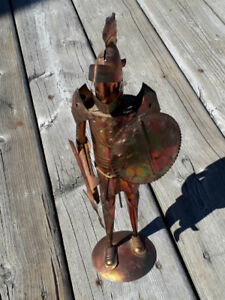 Medieval Knight / Suit of Armour Decoration