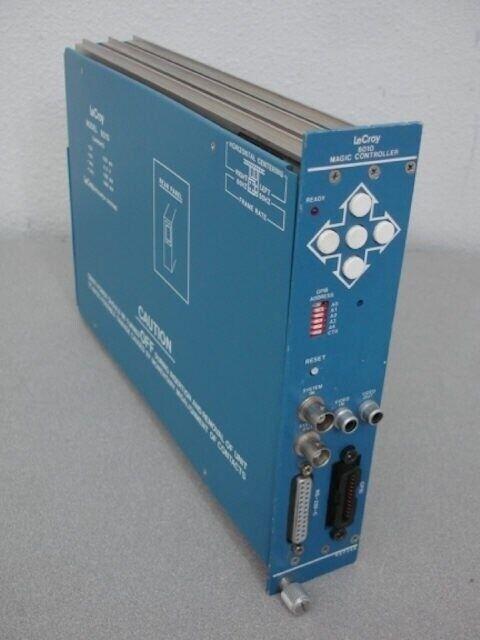 LeCroy 6010 Magic Controller CAMAC Module