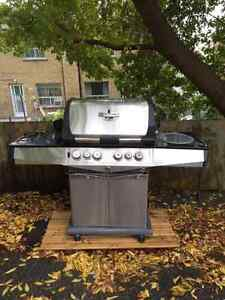 Stainless Steel BBQ.