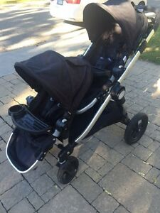 **CITY SELECT SINGLE/DOUBLE STROLLER ONYX BLACK FOR SALE**