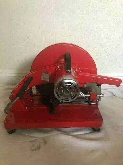 "MILWAUKEE #6170 CHOP SAW 14"" WHEEL 115V 3350 RPM NEW/OLD STO"