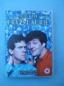 DVD A Bit of Fry & Laurie Series 2 BBC Stephen Fry & Hugh Laurie Cambridge Footlights Revue
