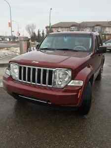 2008 Jeep Liberty Limited Leather Package with Remote Start
