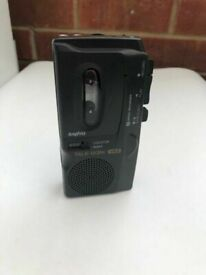 SANYO TRC-570M Talk Book V.A.S Microcassette Voice Recorder / DICTAPHONE