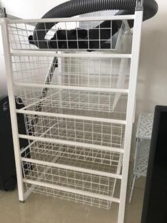 ELFA Wardrobe drawers, storage