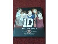 One Direction: Forever Young: Our Official X Factor Story (HARDBACK) (WILL POST FOR EXTRA CHARGE)
