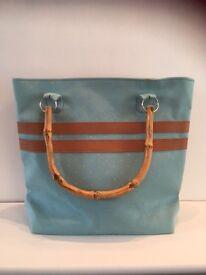EARTH SQUARED handbag