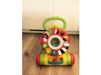 2016 Mothercare light and Sound Walker